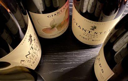 Giant Steps Wine Dinner