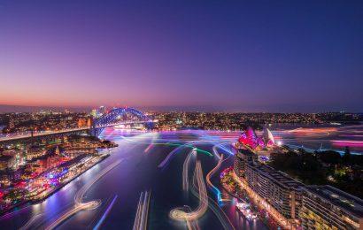 Vivid Sydney – City Sparkle